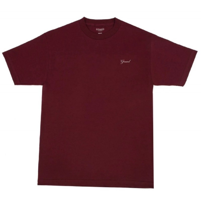 T-Shirt Grand Collection Script Tee