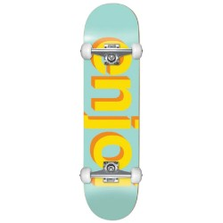 Enjoi Skateboards Complete Helvitica Nue First Push