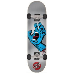 Santa Cruz Screaming Hand Sk8 completes 8.25