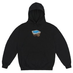 Classic Grip Jacuzzi Champion Hoodie Embroidered