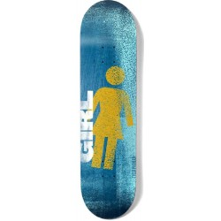 Girl Skateboards Pacheco Roller OG Series Deck 8.375