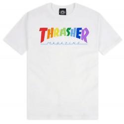 Thrasher Rainbow Mag Tee