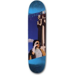 Visual Skateboards Joey Brezinski Observe Deck 8.0