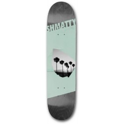 Planche Visual Skateboards Shmatty Oasis Deck 8.1