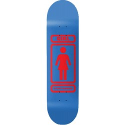 Planche Girl Skateboards Pacheco 93 Til Deck 7.875