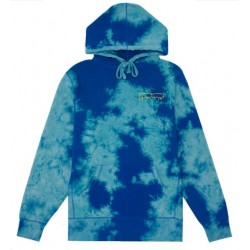 Fucking Awesome Time Hoodie Bomba Blue