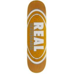 Real Skateboards Oval Patterns Team Slick Deck 8.25