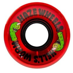 Haze Wheels Hell's Worm 60mm 78A
