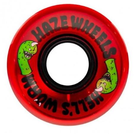 Haze Wheels Hell's Worm 60mm 78A