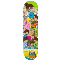 Planche Enjoi Weekend At Louies R7 Barletta Deck 8.25