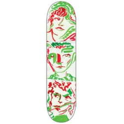 Victoria HK Skateboards Face Deck