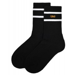 Rave Skateboards Logo Socks