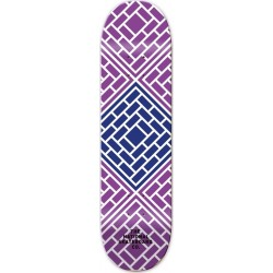 The National Skateboards Co Classic Purple Deck 8.25