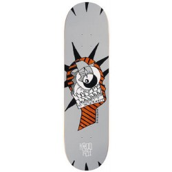 Planche Krooked Worrest Liburty Grey Twin Tail Slick 8.3