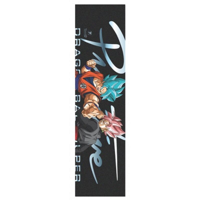 Primitive Skateboards Goku Versus Griptape Black