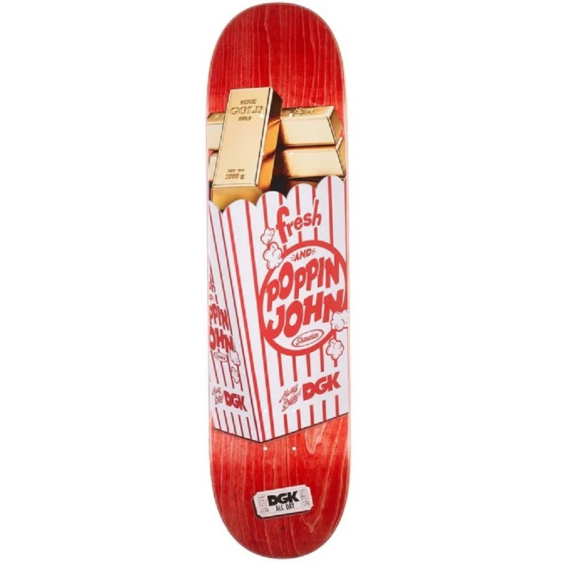 DGK Skateboards Shanahan Corner Store board 8.06