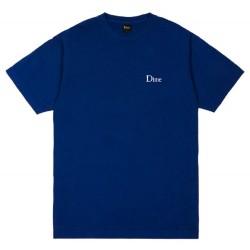 Dime Classic Small Logo T-Shirt Navy