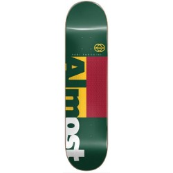 Almost Skateboards Ivy League Impact Light Yuri 8.375