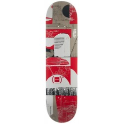 Planche Chocolate Skateboards Anderson Red Deck 8.25