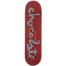 Chocolate Skateboards Cruz Original Chunk Deck 8.18