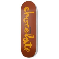 Planche Chocolate Skateboards Tershy OG Chunk Deck 8.5
