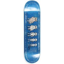 Theories Skateboards Owlien Deck 8.0