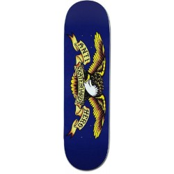 Antihero Skateboards Classic Eagles XL Navy Deck 8.5