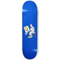 Polar Skate Co Dane Brady Painter Blue Deck 7.875