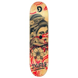 Planche Doble Skateboards Geisha Thinking Deck 8.375