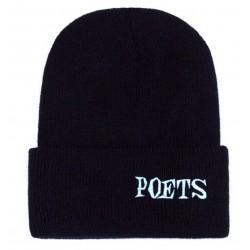 Poets Brand Clokey Beanie Black