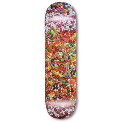 Planche Pizza Skateboards Ducky Candy Deck 8.5