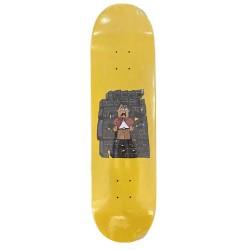 Pizza Skateboards Jesse Vieira Dis Foo Deck 8.375