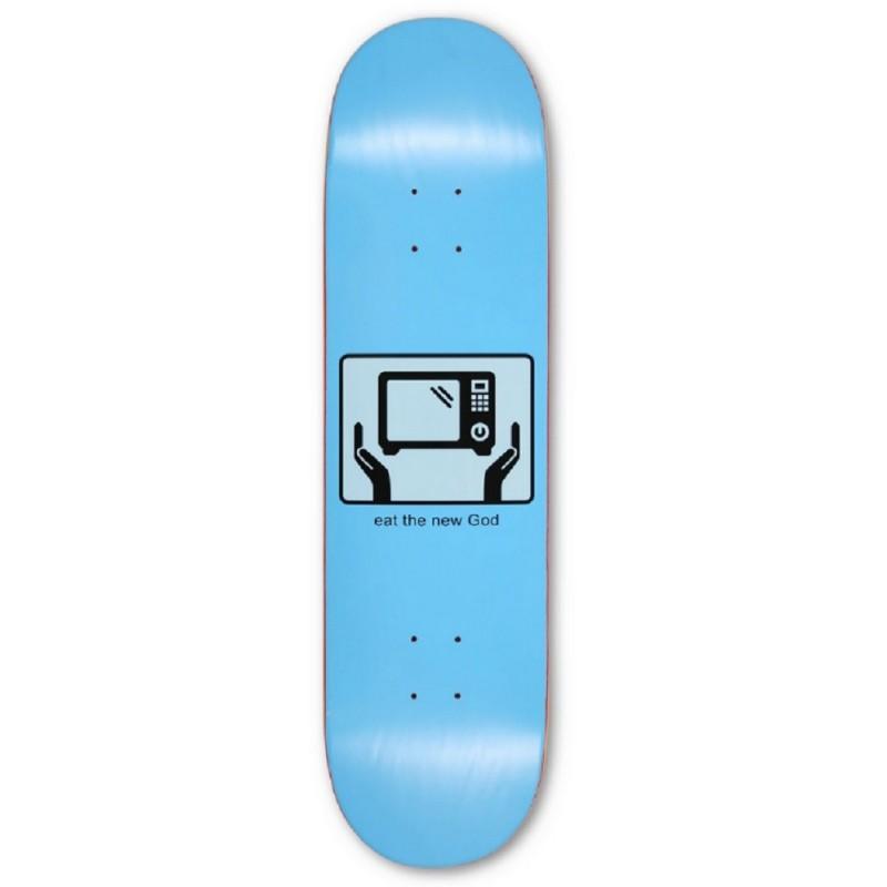 Pizza Skateboards Eat Deck 8.375