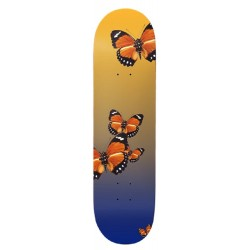 Planche Call Me 917 Butterfly Gold Slick Deck 8.5