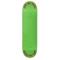 Planche Call Me 917 Rainbow Green Slick Deck 8.5