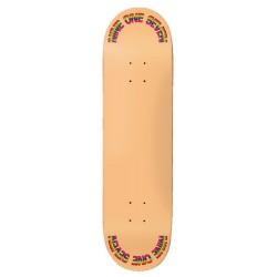 Call Me 917 Rainbow Peach Slick Deck 8.25