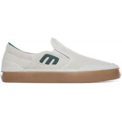 Etnies Marana Slip XLT X Barney Page White Green Gum
