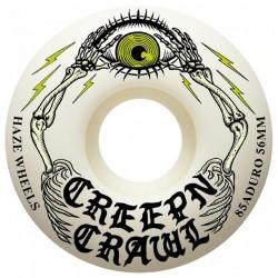 Haze Wheels Creep N Crawl 58mm 85A