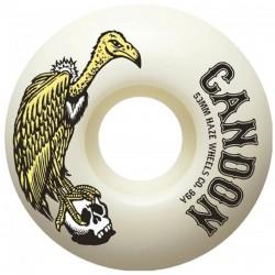 Haze Wheels Candon 53mm 99A