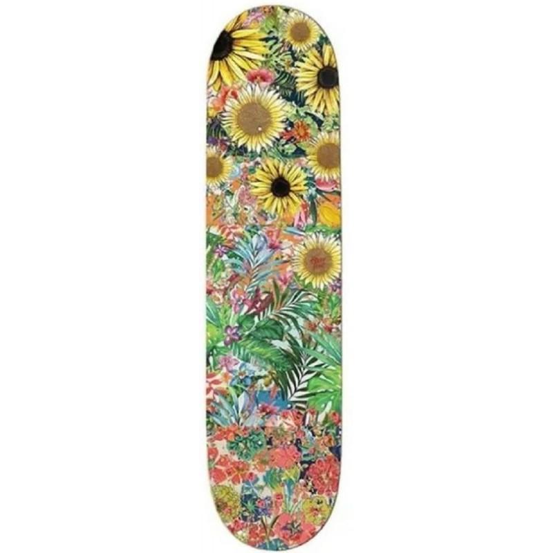 Killing Floor Skateboards Wild Flowers Deck 8.25