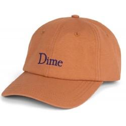 Dime MTL Classic Cap Washed Orange