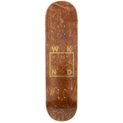Planche WKND Skateboards Gold Logo Deck 8.125