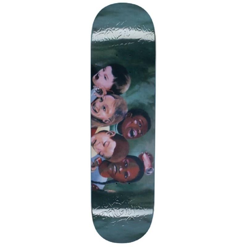 Fucking Awesome Na-Kel Kids Mural Deck 8.5