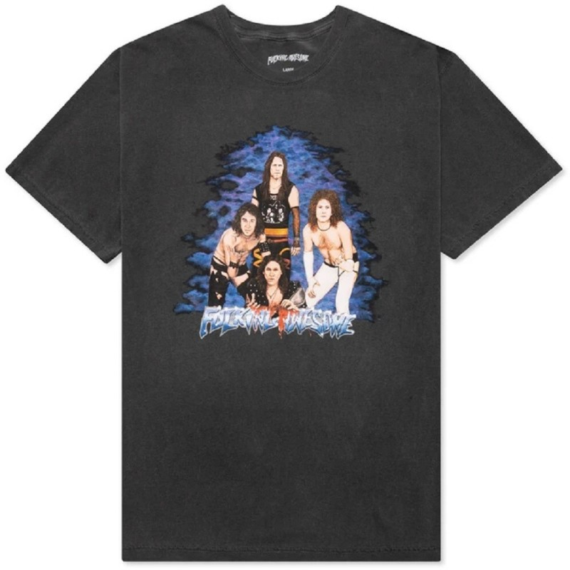 Fucking Awesome Heavy Metal Tee Pepper