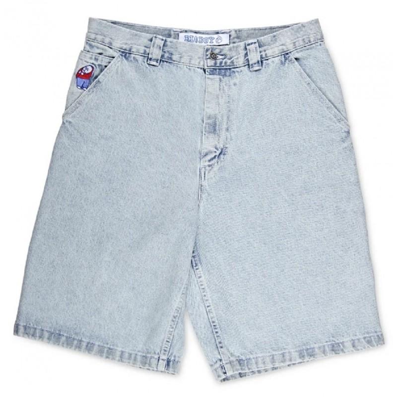 Polar Big Boy Work Shorts Light Blue
