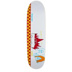 Enjoi Skateboards Weekend At Louies R7 Thaynan Shaped Deck 8.75