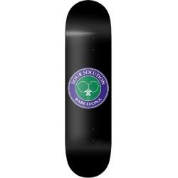 Planche Sour Solution Social Club Black Deck 8.125