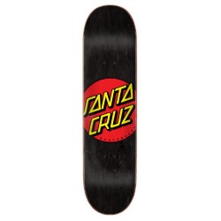 Santa Cruz Skateboards Classic Dot Deck 8.25