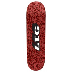 Planche Call Me 917 Spinkle Red Deck 8.25