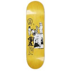 Planche Polar Nick Boserio Year 2020 Yellow Deck 8.5